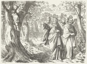 Zacchaeus' Salvation Story