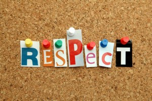 Respect Your Employer