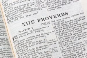 Seven Workplace Proverbs